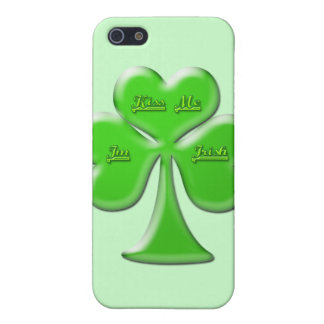 Irish Clover #1 iPhone SE/5/5s Cover