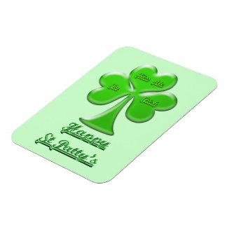 Irish Clover #1 Magnet