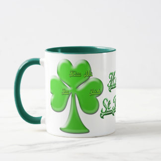 Irish Clover #1 Mug