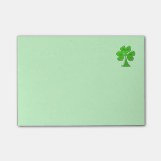 Irish Clover #1 Post-it® Notes