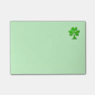 Irish Clover #1 Post-it® Notes