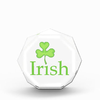 IRISH CLOVER AWARD