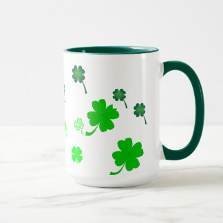 Irish Clover Mug