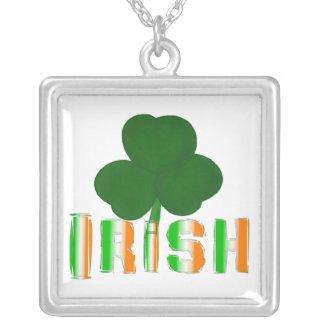 Irish Clover Necklace necklace