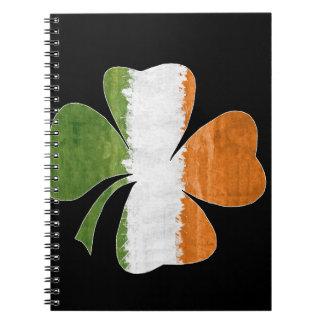Irish Clover Notebook