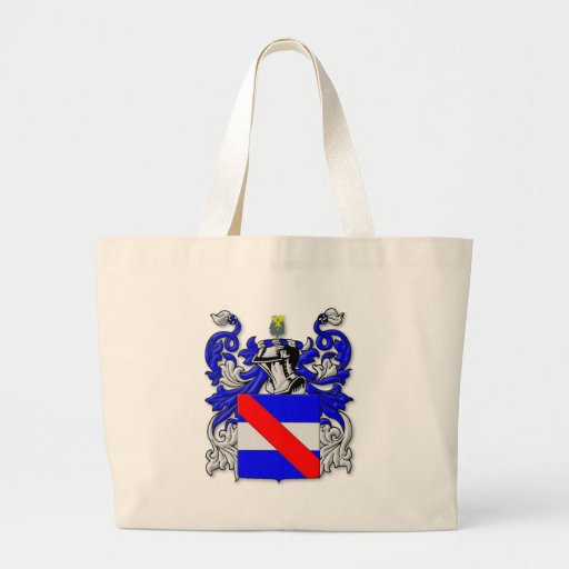 Irish Coat of Arms Bag