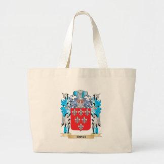 Irish Coat of Arms - Family Crest Bags
