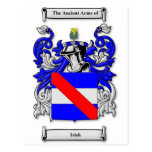Irish Coat of Arms Postcards