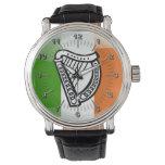 Irish Coat of Arms Wrist Watch