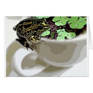 IRISH COFFEE CARD