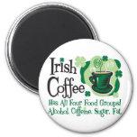 Irish Coffee Magnets