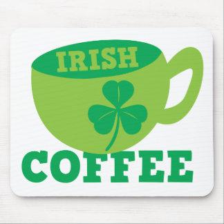 Irish Coffee Mouse Pad