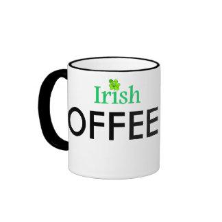 Irish Coffee Ringer Mug