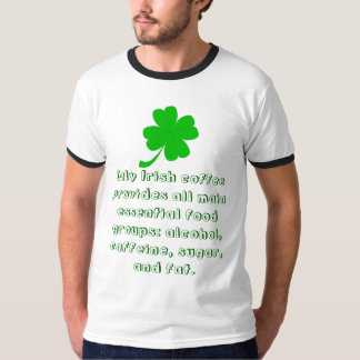 Irish Coffee T-Shirt