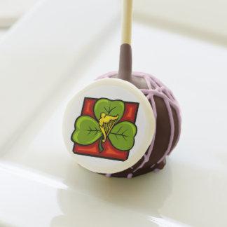 Irish Cookies Cake Pops