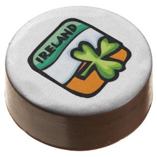 Irish Cookies Chocolate Covered Oreo