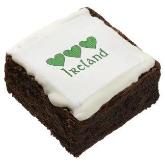 Irish Cookies Square Brownie