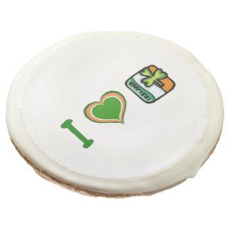 Irish Cookies Sugar Cookie