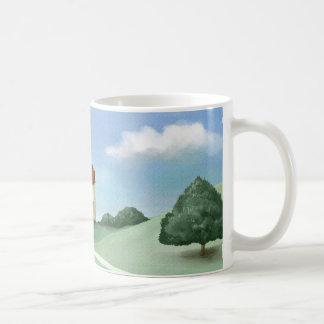 irish cottage 2 coffee mug