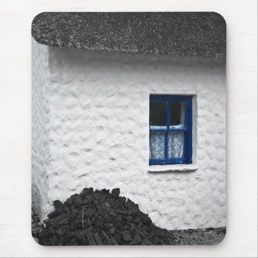 Irish Cottage Mousepad