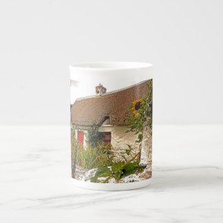 Irish cottage photoart mug tea cup