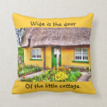 cottage, thatched, house, ireland, cozy, charm,