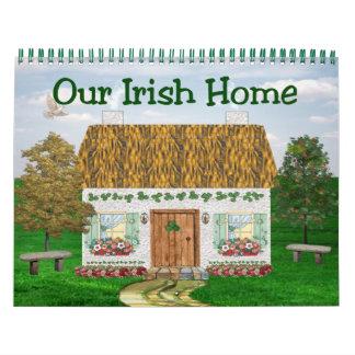 Irish Cottages Calendar