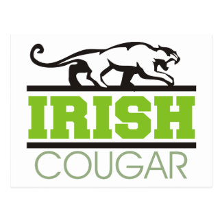irish cougars
