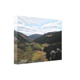 Irish Countryside Canvas Print