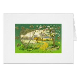 Irish Countryside Card