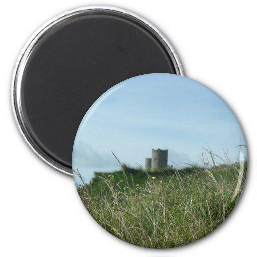 Irish countryside fridge magnets