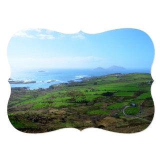 Irish Countryside 5x7 Paper Invitation Card
