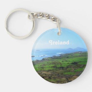 Irish Countryside Acrylic Key Chains