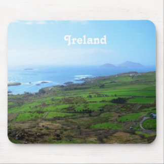 Irish Countryside Mouse Pad