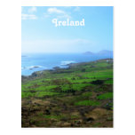 Irish Countryside Postcard