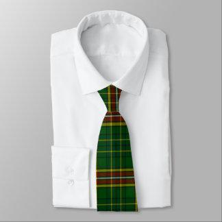 Irish County Donegal Tartan Neck Tie