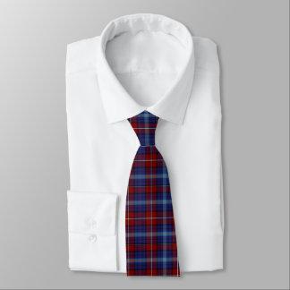 Irish County Galway Tartan Neck Tie