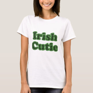 Irish Cutie Ladies Spaghetti Top