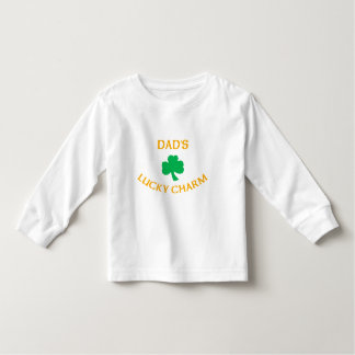 Irish Dad's Lucky Charm Toddler T-shirt