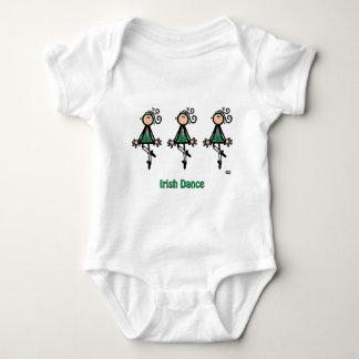Irish Dance Baby Bodysuit