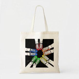 Irish Dance Colored Ghillies Tote Bag