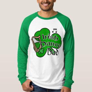 Irish Dance Dad Raglan T-Shirt