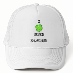 IRISH DANCE HAT hat