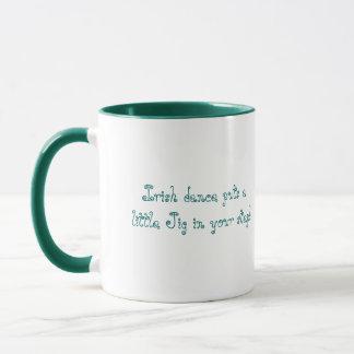 Irish Dance Jig Mug