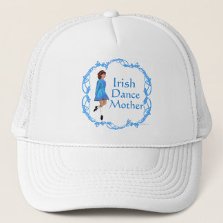 Irish Dance Mother - Blue Trucker Hat