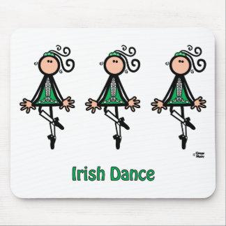Irish Dance Mouse Pad