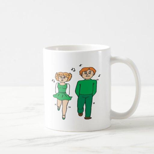 Irish Dance Mugs