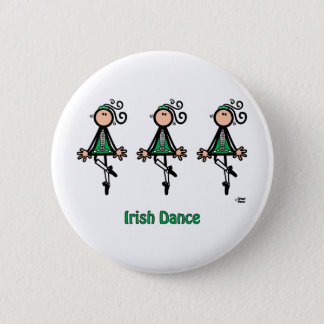 Irish Dance Pinback Button