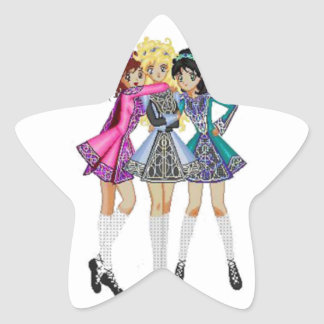 Irish Dance Sticker