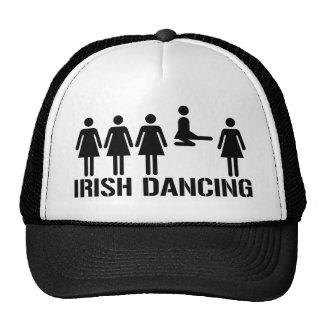 Irish dance trucker hat